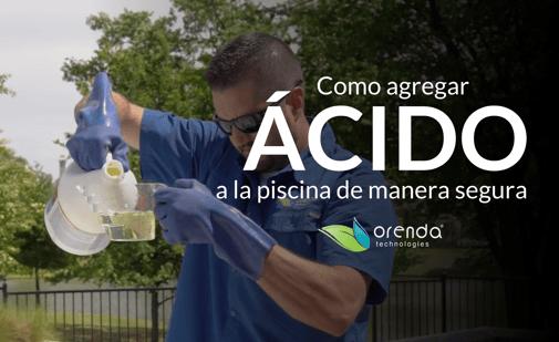 Cómo Reducir el pH y Alcalinidad con Ácido